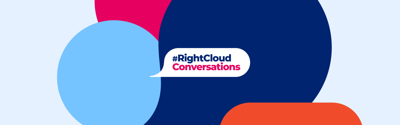 #RightCloud Conversations cover image