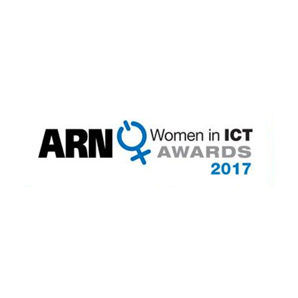 ARN Women in ICT Awards logo