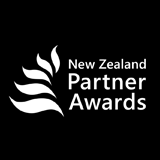 Microsoft NZ Partner Awards logo